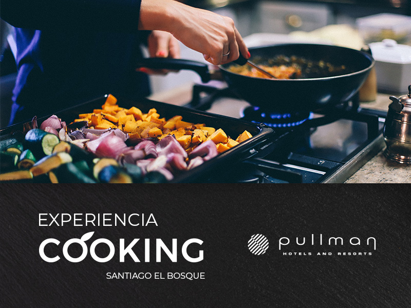 Experiencia Cooking Santiago Chile