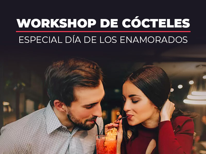 Workshop Cócteles